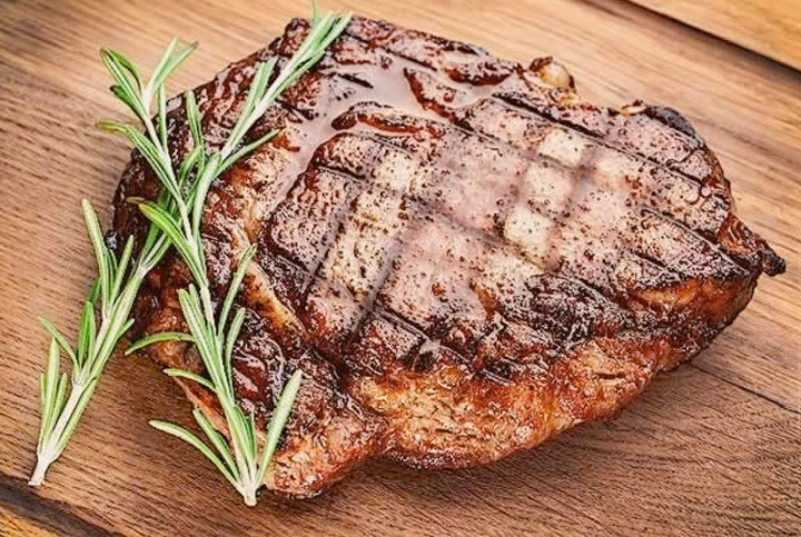 Steak Perfect Grill Marks