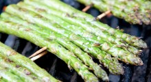 Grilled Asparagus Skewers Recipe