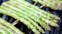 Grilled Asparagus Skewers Recipe