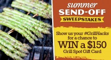 Summer Send Off Sweepstakes