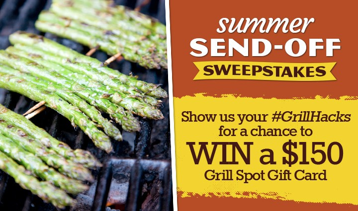 Summer Send-Off Sweepstakes