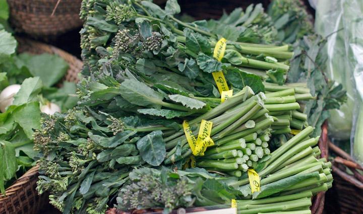 Grilled Broccoli Raab Griller S Spot