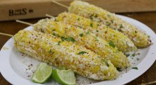 Mexican Grilled Corn on the Cob Recipe