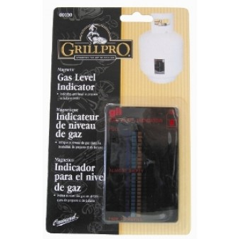 GrillPro Magnetic Gas Level Indicator