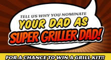 Super Griller Dad Contest