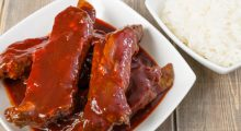 Chinese Style Barbecue Sauce