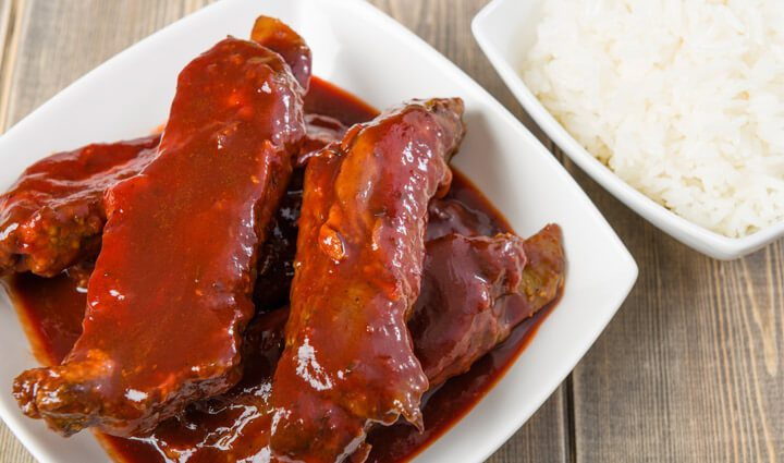 Chinese Style Barbecue Sauce Recipe