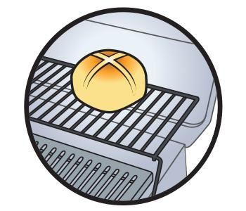 Gas Burner State - Warming Rack